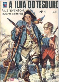 A ILHA DO TESOURO - 1971- EDITORA SABER