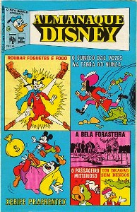 ALMANAQUE DISNEY nº014 - EDITORA ABRIL