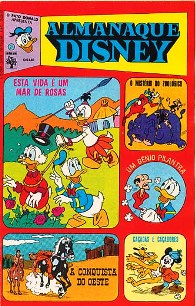 ALMANAQUE DISNEY nº021 - EDITORA ABRIL