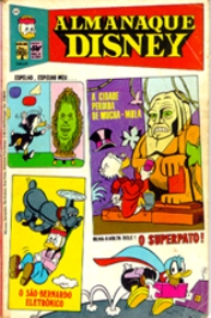 ALMANAQUE DISNEY nº028 - EDITORA ABRIL