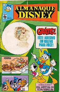 ALMANAQUE DISNEY nº060 - EDITORA ABRIL