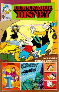 ALMANAQUE DISNEY nº074 - EDITORA ABRIL