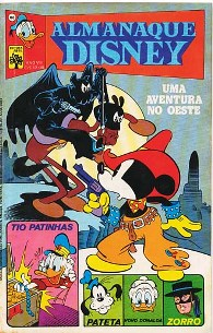 ALMANAQUE DISNEY nº086 - EDITORA ABRIL
