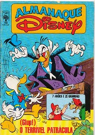 ALMANAQUE DISNEY nº182 - EDITORA ABRIL