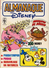 ALMANAQUE DISNEY nº234 - EDITORA ABRIL