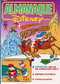 ALMANAQUE DISNEY nº235 - EDITORA ABRIL