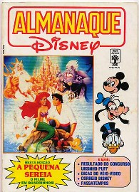 ALMANAQUE DISNEY nº236 - EDITORA ABRIL