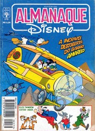 ALMANAQUE DISNEY nº279 - EDITORA ABRIL