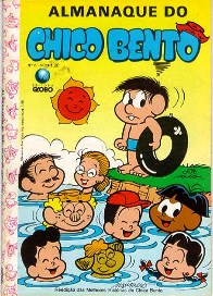 ALMANAQUE DO CHICO BENTO nº06 - EDITORA GLOBO