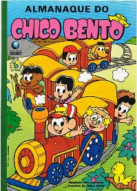 ALMANAQUE DO CHICO BENTO nº20 - EDITORA GLOBO