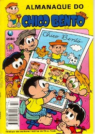 ALMANAQUE DO CHICO BENTO nº23 - EDITORA GLOBO