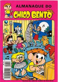 ALMANAQUE DO CHICO BENTO nº27 - EDITORA GLOBO