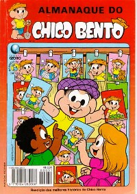 ALMANAQUE DO CHICO BENTO nº31 - EDITORA GLOBO