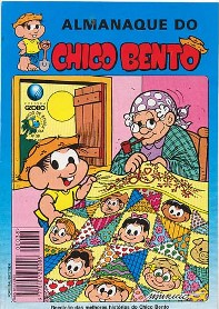 ALMANAQUE DO CHICO BENTO nº38 - EDITORA GLOBO