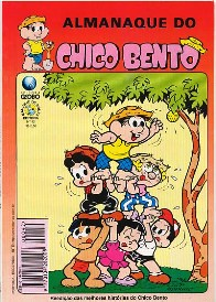 ALMANAQUE DO CHICO BENTO nº42 - EDITORA GLOBO