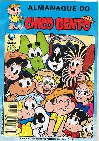 ALMANAQUE DO CHICO BENTO nº46 - EDITORA GLOBO