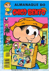 ALMANAQUE DO CHICO BENTO nº47 - EDITORA GLOBO