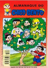ALMANAQUE DO CHICO BENTO nº48 - EDITORA GLOBO
