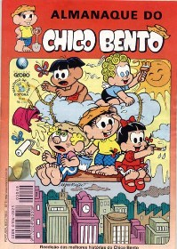 ALMANAQUE DO CHICO BENTO nº49 - EDITORA GLOBO