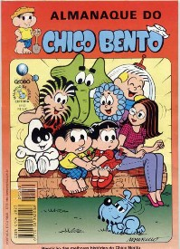 ALMANAQUE DO CHICO BENTO nº52 - EDITORA GLOBO