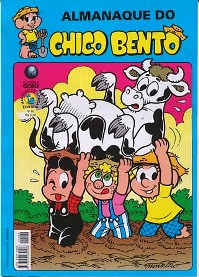 ALMANAQUE DO CHICO BENTO nº86 - EDITORA GLOBO