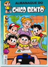 ALMANAQUE DO CHICO BENTO nº88 - EDITORA GLOBO