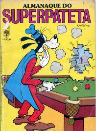ALMANAQUE DO SUPERPATETA - 2ª SÉRIE nº01 - EDITORA ABRIL
