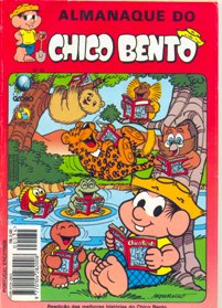 ALMANAQUE DO CHICO BENTO nº34 - EDITORA GLOBO