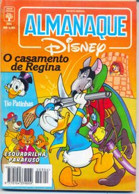 ALMANAQUE DISNEY nº304 - EDITORA ABRIL