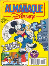 ALMANAQUE DISNEY nº306 - EDITORA ABRIL