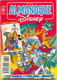 ALMANAQUE DISNEY nº310 - EDITORA ABRIL