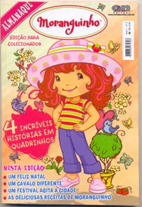 ALMANAQUE MORANGUINHO nº02 - EDITORA ON LINE