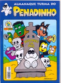 ALMANAQUE TURMA DO PENADINHO n°02 - EDITORA PANINI