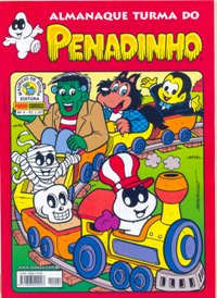 ALMANAQUE TURMA DO PENADINHO n°04 - EDITORA PANINI