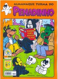 ALMANAQUE TURMA DO PENADINHO n°06 - EDITORA PANINI