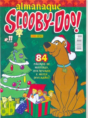 ALMANAQUE DO SCOOBY-DOO! nº11 - EDITORA PANINI