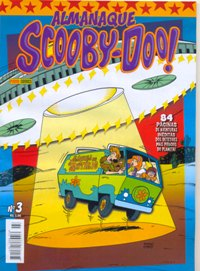 ALMANAQUE DO SCOOBY-DOO! nº03 - EDITORA PANINI