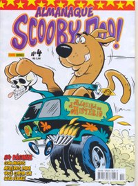 ALMANAQUE DO SCOOBY-DOO! nº04 - EDITORA PANINI