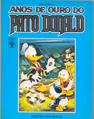 ANOS DE OURO DO PATO DONALD VOL. 02 - ED. ABRIL