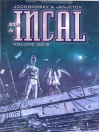 ANTES DO INCAL - VOL. 02 - ED. DEVIR