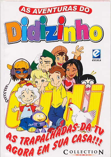 AS AVENTURAS DO DIDIZINHO - ED.ESPECIAL - ED. ESCALA
