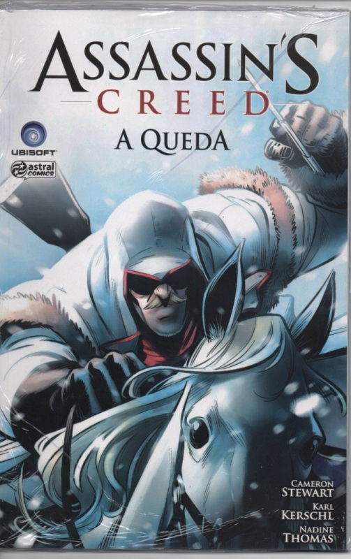 ASSASSIN'S CREED: A QUEDA - EDITORA ALTO ASTRAL