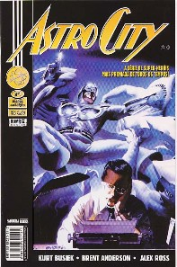 ASTRO CITY - MINI-SÉRIE nº01 - ALEX ROSS - ED. PANDORA BOOKS