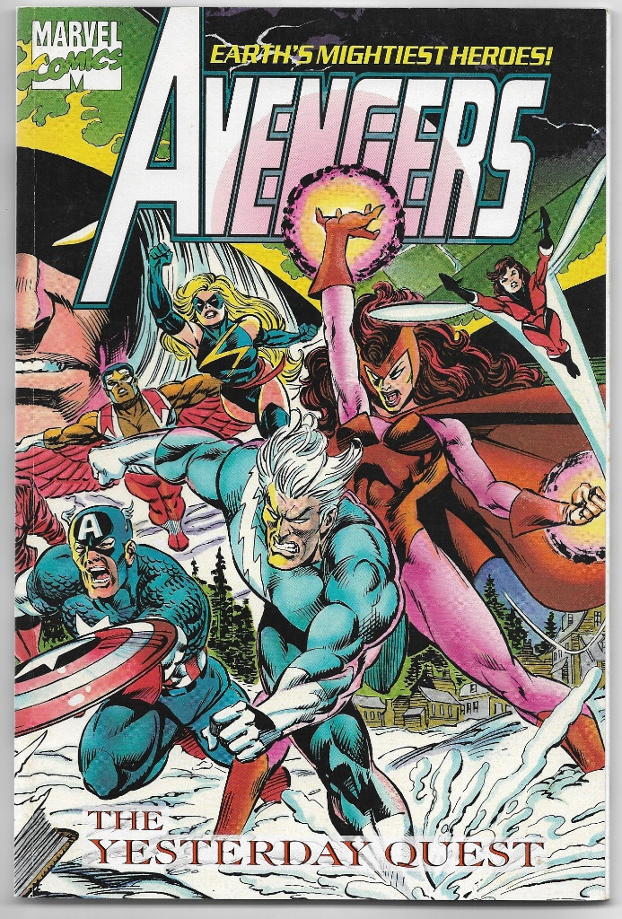 AVENGERS - THE YESTARDAY QUEST - AMERICANA