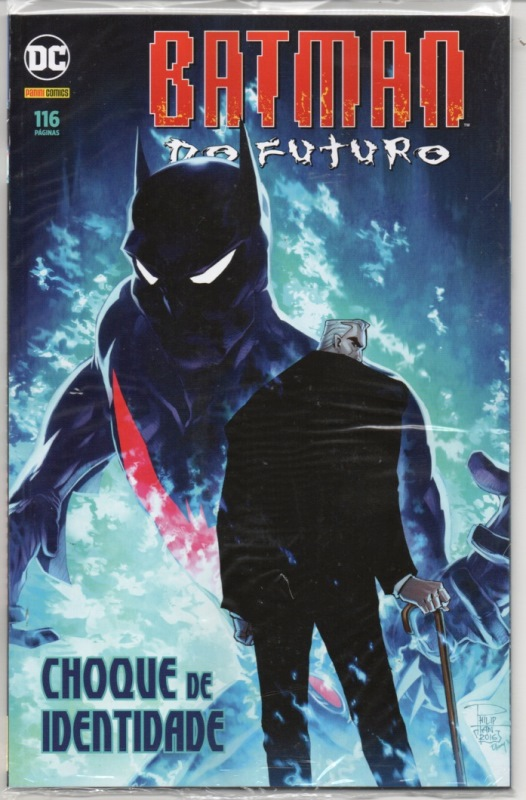 BATMAN DO FUTURO - CHOQUE DE IDENTIDADE - PANINI