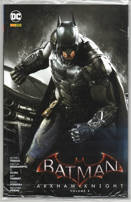 BATMAN ARKHAM KNIGHT nº02 - PANINI