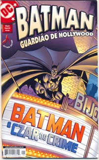 BATMAN - GUARDIÃO DE HOLLYWOOD - ED. MYTHOS