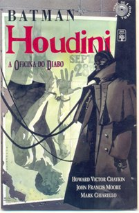 BATMAN - HOUDINI - ED. ABRIL