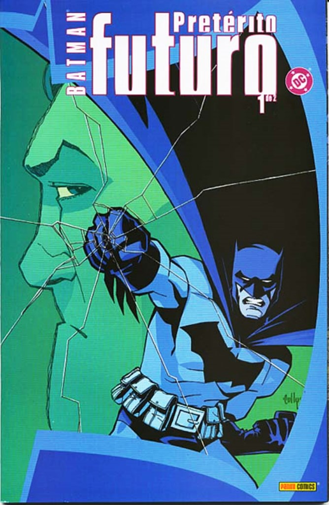 BATMAN PRETÉRITO DO FUTURO - VOL.1- PANINI