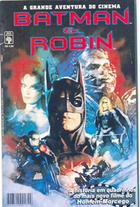 BATMAN & ROBIN - A GRANDE AVENTURA DO CINEMA